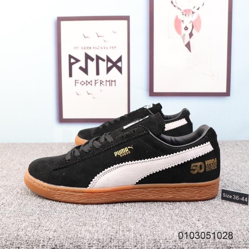 official photos 26d9a 19aa6 Puma Suede Classic x Santa Cruz men/women fashion casual board shoes  sneakers