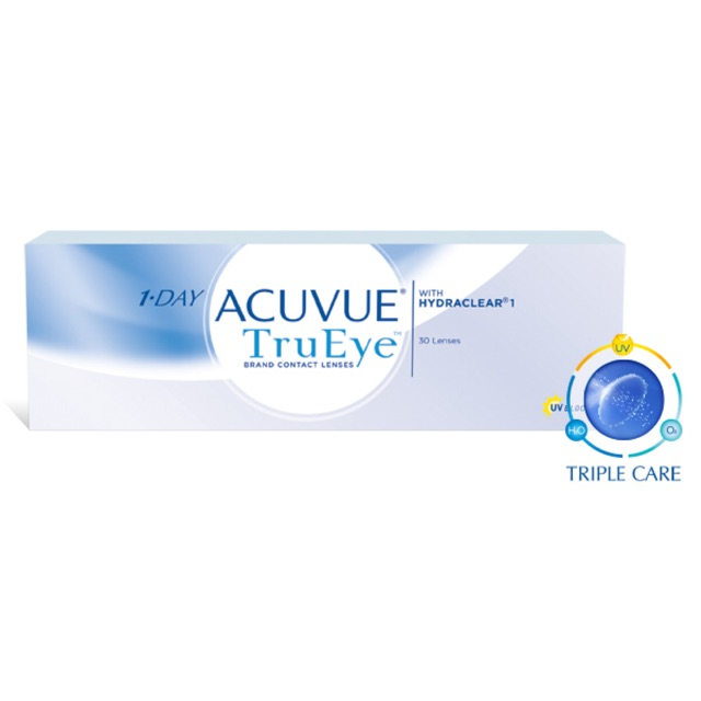 Acuvue Trueye daily disposable lenses 30pcs  pack   Shopee Malaysia 1affe7d3bb
