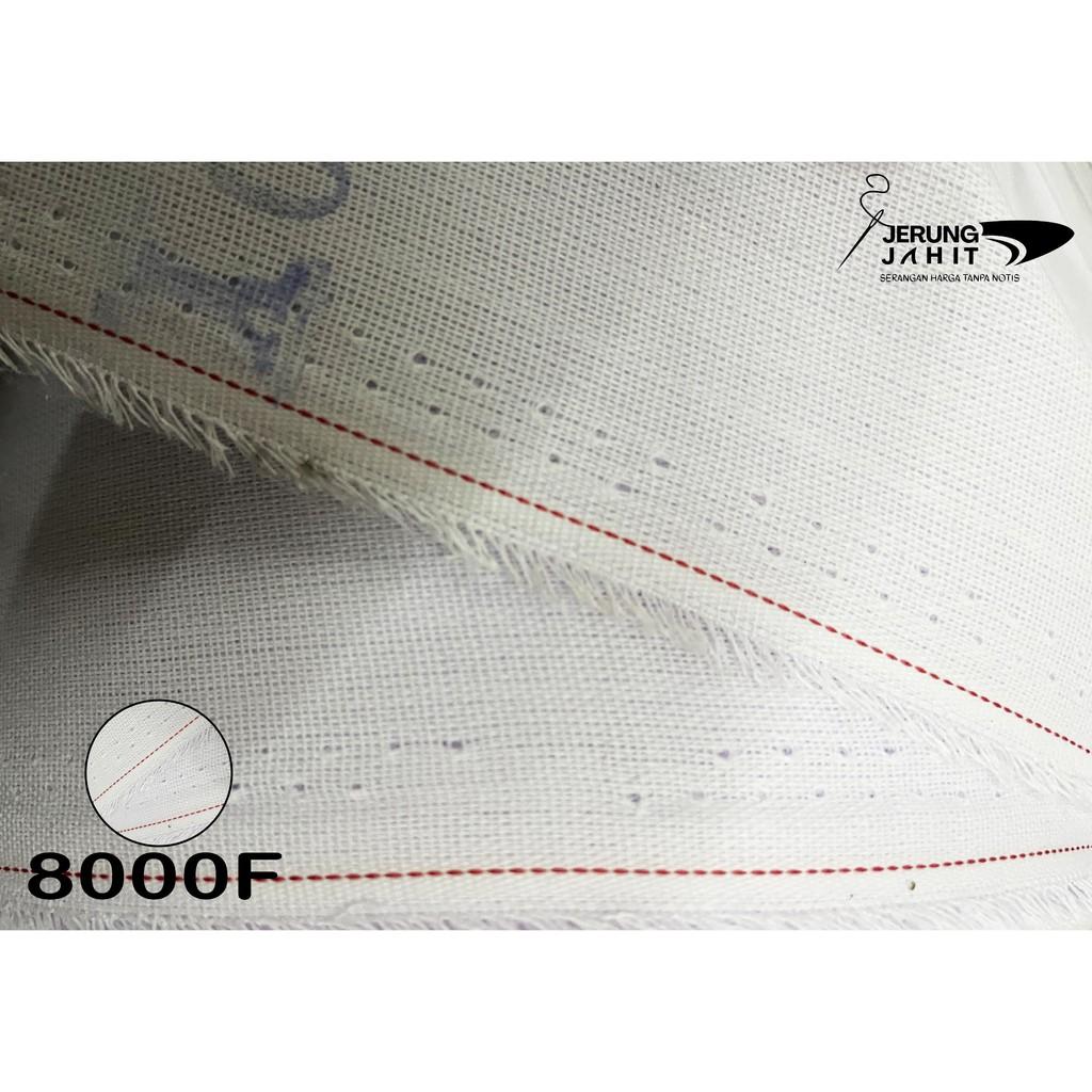 KERTAS GAM/ KAIN KERAS/ KAIN GAM/INTERLINING WOVEN [8000F/1001F/9000F] -1 meter
