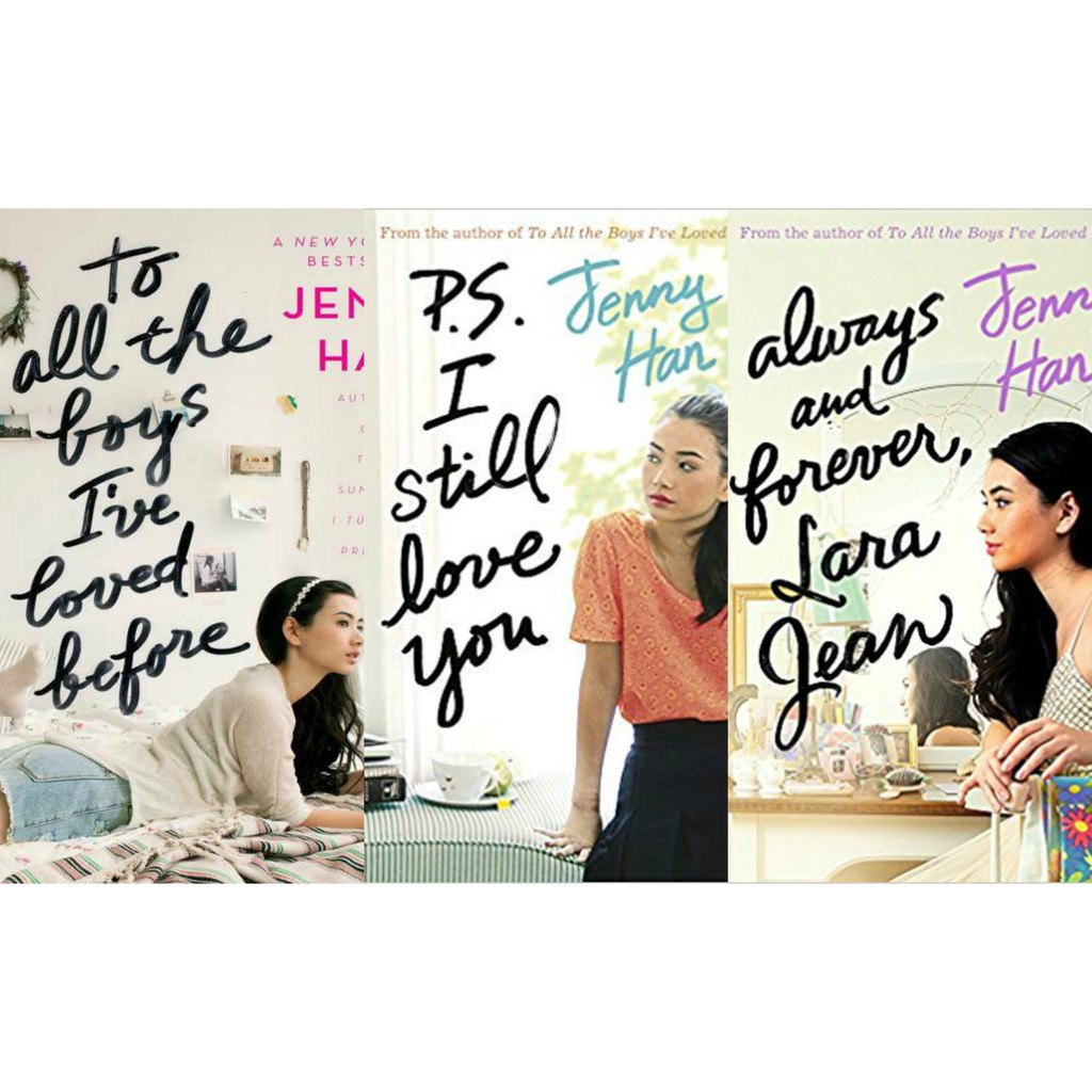 To All the Boys I've Loved Before Trilogy Collection by Jenny Han| Digital  Books