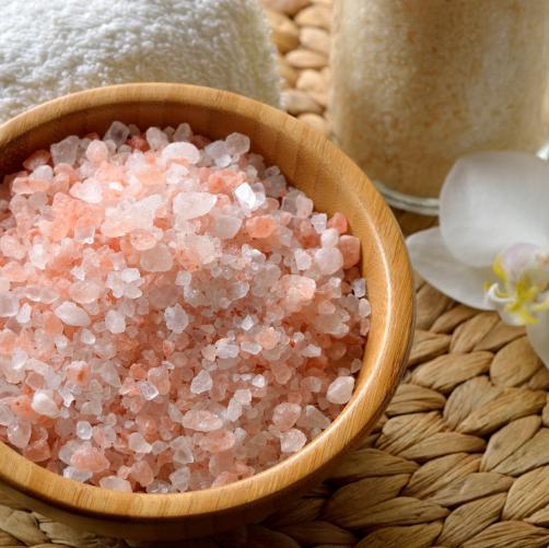 Rendaman kaki Garam Bukit Tulen Terapi Kristal 1kg siap pack lelong Mengurangkan kesakitan dari sakit gout
