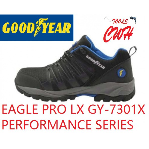 GOODYEAR GY7301 GY163 EAGLE PRO L SAFETY SHOES PERFORMANCE SERIES