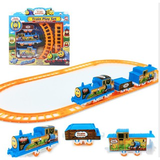 Electric Mini Kids Train Toys Mainan Kereta Api Kanak Kanak Children Train Toys Kids Toys Mainan Kereta Api Budak Budak Shopee Malaysia