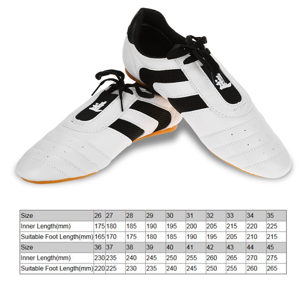 fb36f4646 TaiChi Shoes Unisex Taekwondo Boxing Kung Fu Tai Chi Sport | Shopee Malaysia