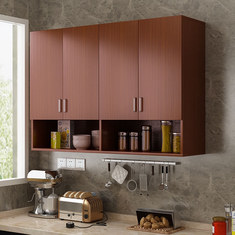 Kitchen Wall Cabinet Wall Cabinet Hanging Cabinet Closet Living Room Bedroom Bathroom Wall Cabinet Storage Cabinets Shopee Malaysia