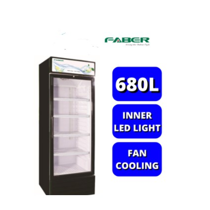 FABER FRESCO SC 680 SHOWCASE 680L