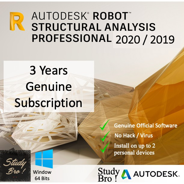 Buy OEM Autodesk Robot Structural Analysis Professional 2020