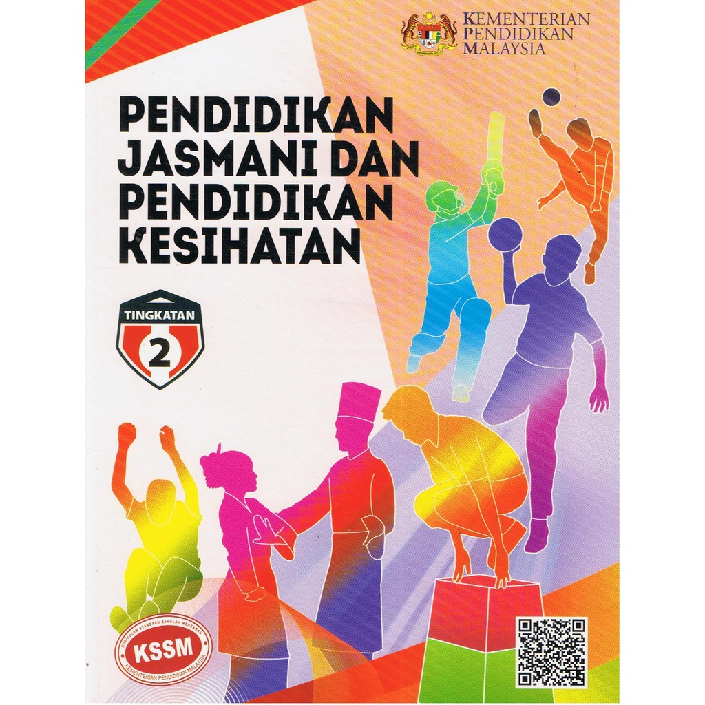 Sale Telagabiru Buku Teks Pendidikan Jasmani Dan Pendidikan Kesihatan Tingkatan 2 Shopee Malaysia