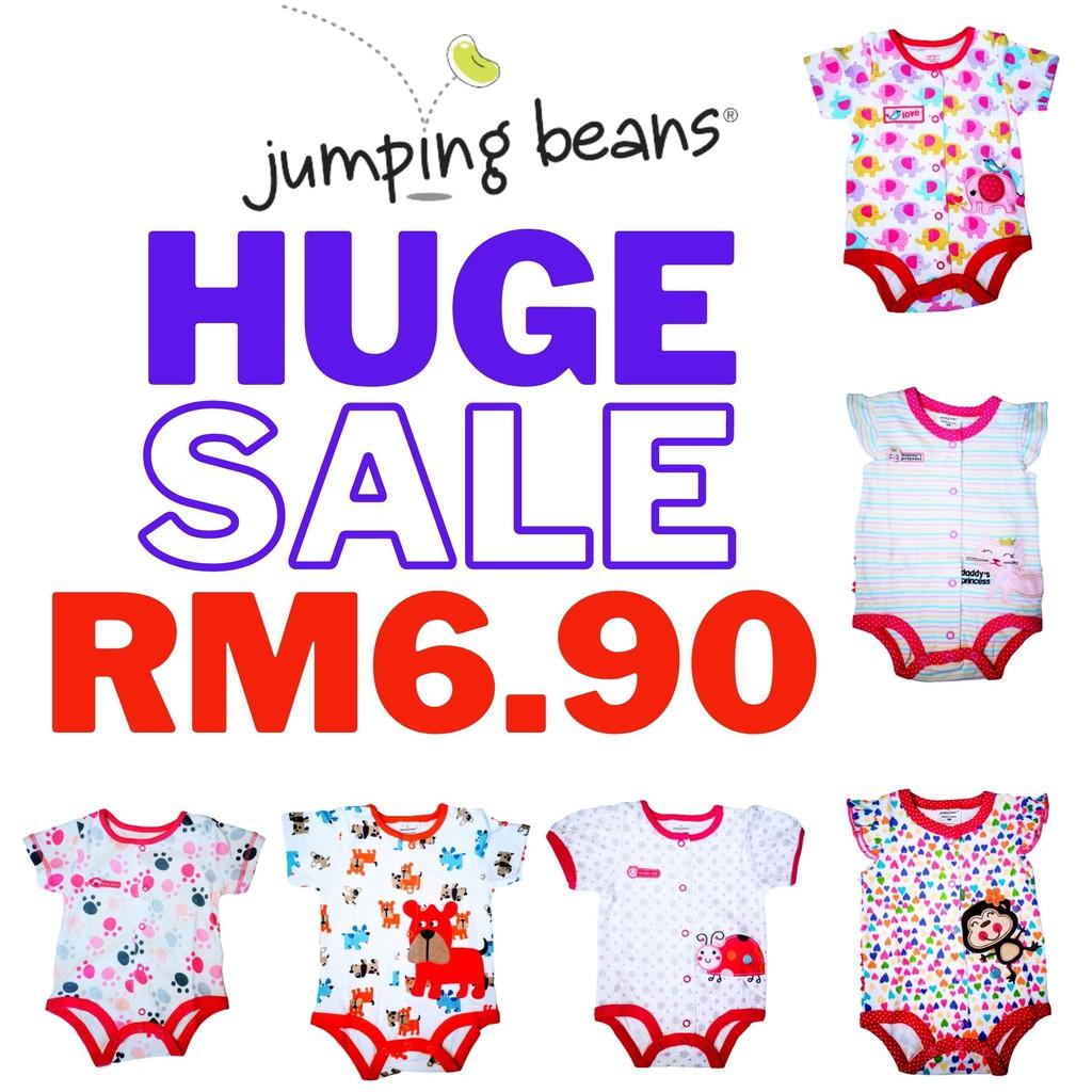 JUMPING BEANS Baby Romper Boy/Girl 6-24months