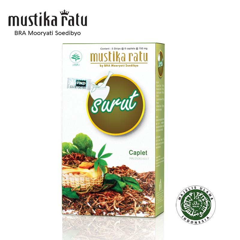 Mustika Ratu Kaplet Surut for slimming 30's caplet