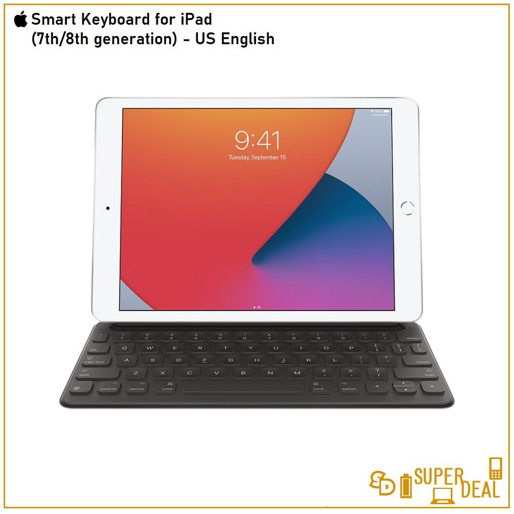 """Apple Smart Keyboard for 10.2"""" iPad and 10.5"""" iPad Air"""