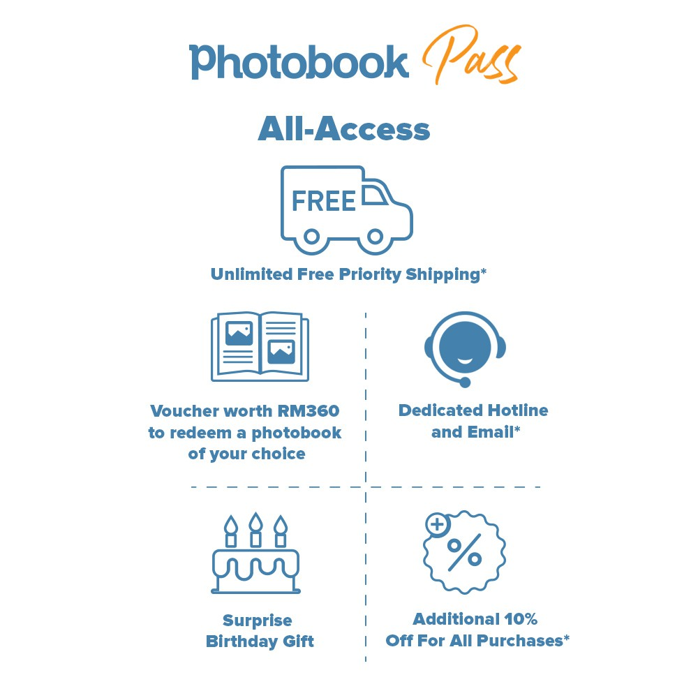 Photobook Pass: All-Access Package