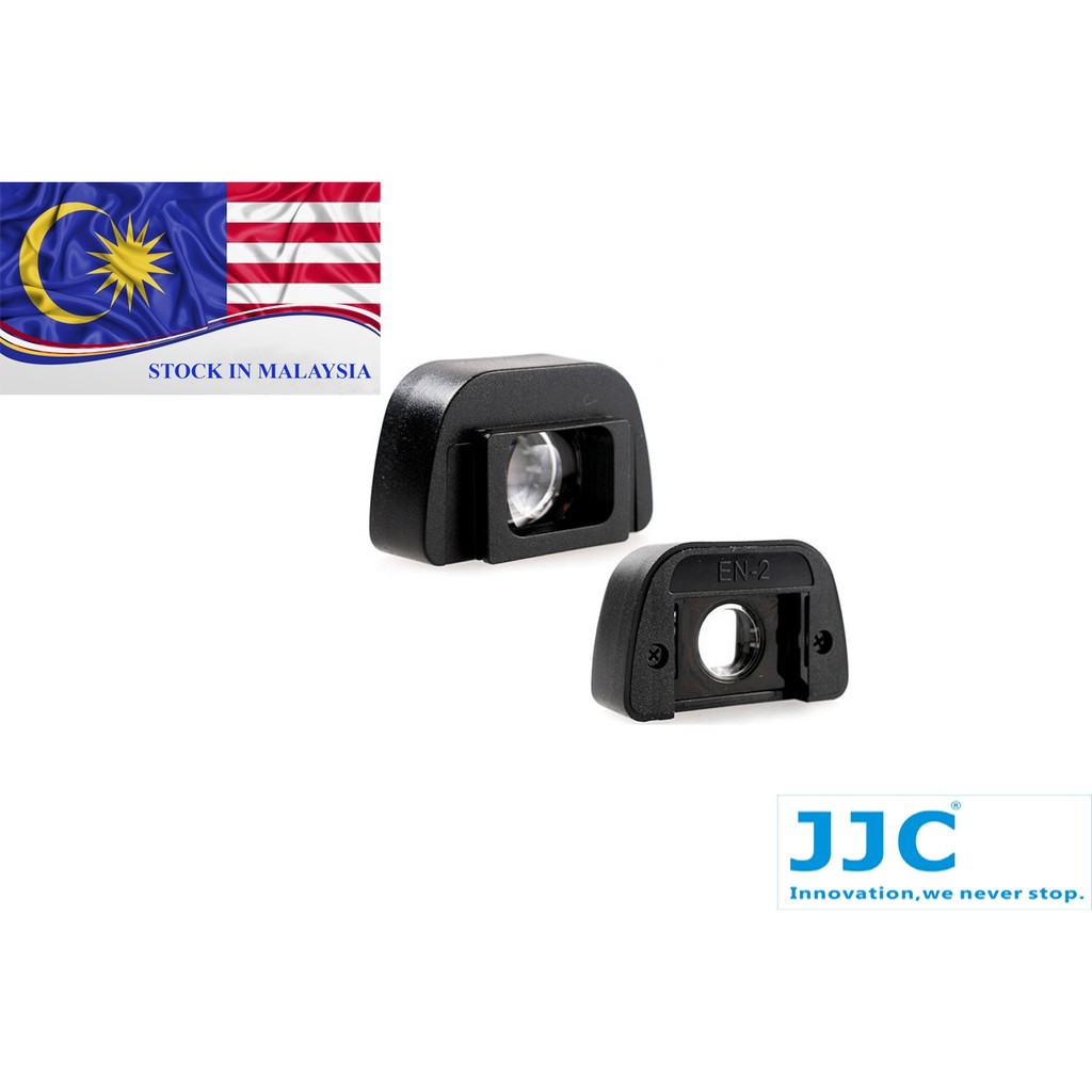 JJC EN-2 Eyepiece Extender for Nikon D7000 D7100 D5100 D3100 D300 D300S (Ready Stock In Malaysia)