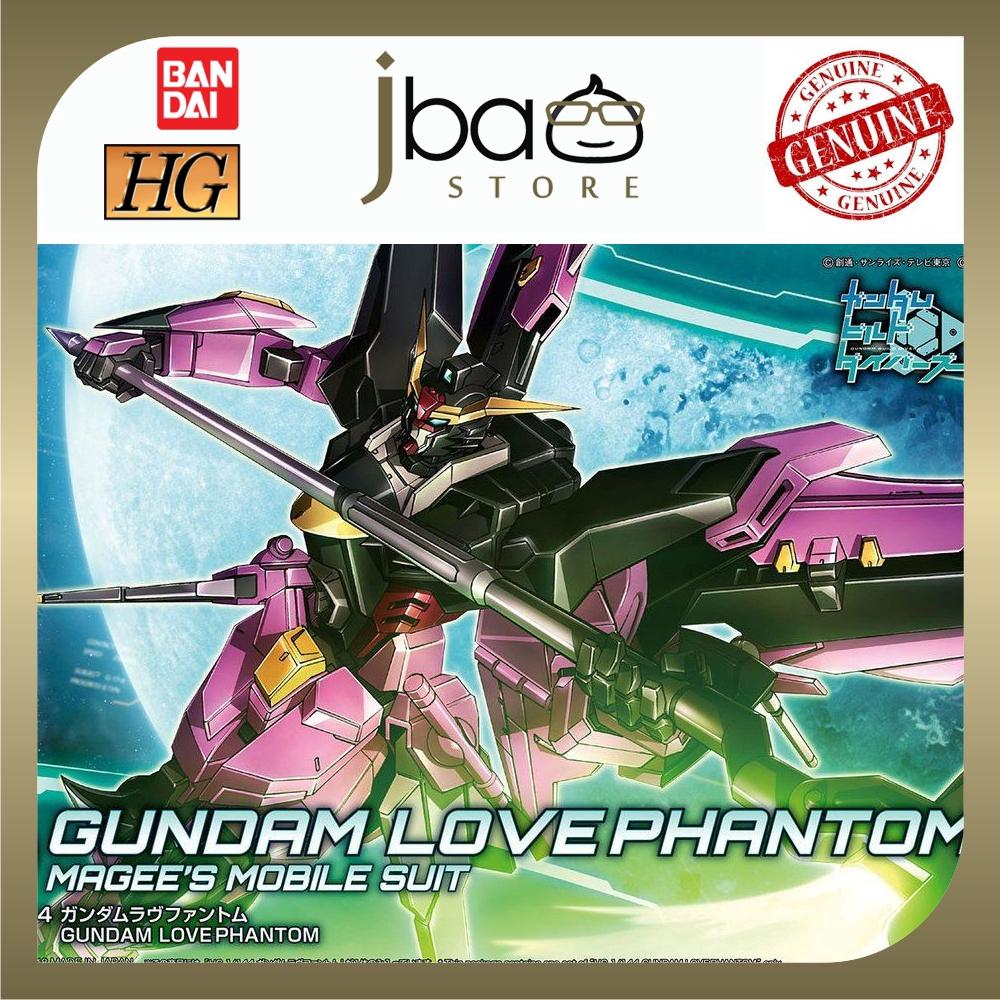 Bandai 1/144 Gundam Love Phantom HG Build Divers 019 Magee's Mobile Suite