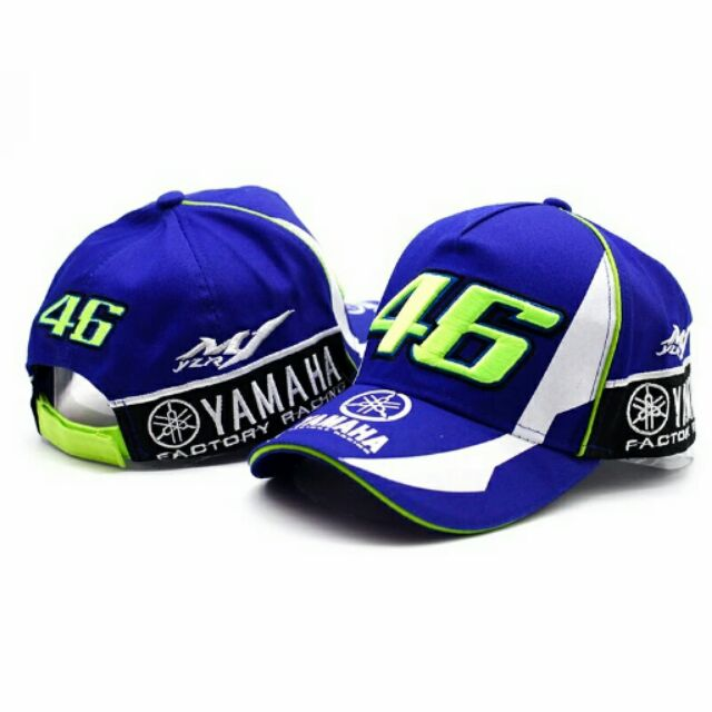 1764fbad8d0a4e Moto Gp 99 YAMAHA Hats Cotton Motorcycle Racing Baseball Caps Sun Hats Cap  | Shopee Malaysia