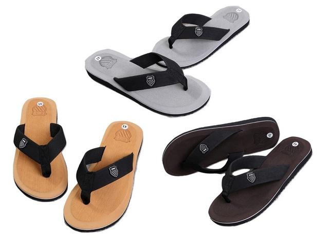 รองเท้าแตะลำลอง รองเท้าแตะหาดทราย เทรนมาแรง N