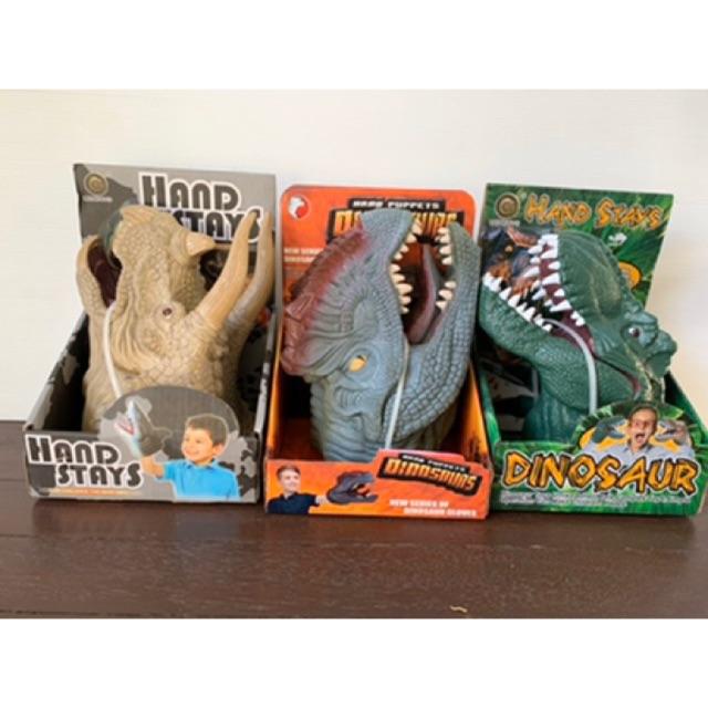 ถุงมือไดโนเสาร์ สมจริงมาก วัสดุอย่างดี