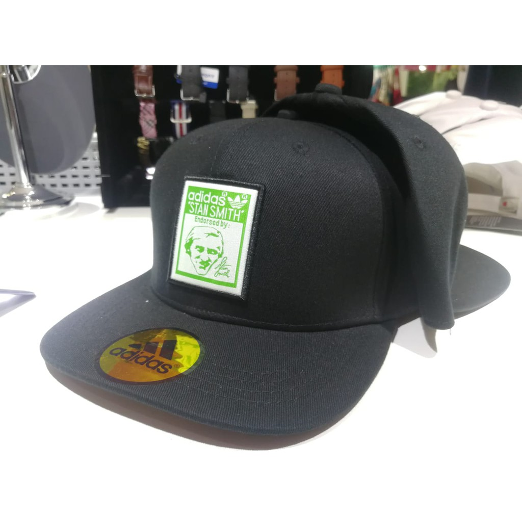 Adidas Stan Smith Snapback Topi Outdoor Fesyen Terkini