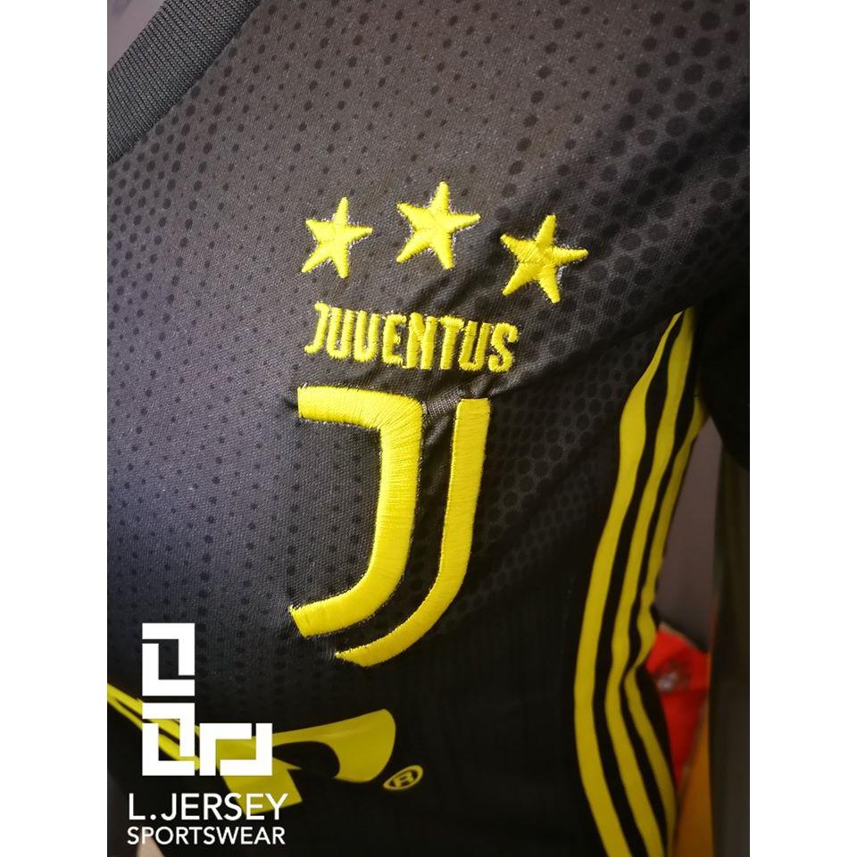 Juventus Women 3rd Kit Season 18/19 CLIMALITE Fans Jersey