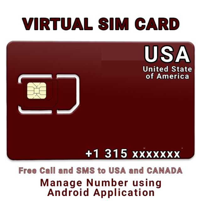 VIP NUMBER PHONE USA WHATSAPP CUSTOM without simcard INTERNATIONAL OVERSEA  no