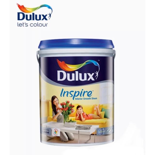 1 Litre ICI DULUX Inspire Interior Smooth Sheen Paints
