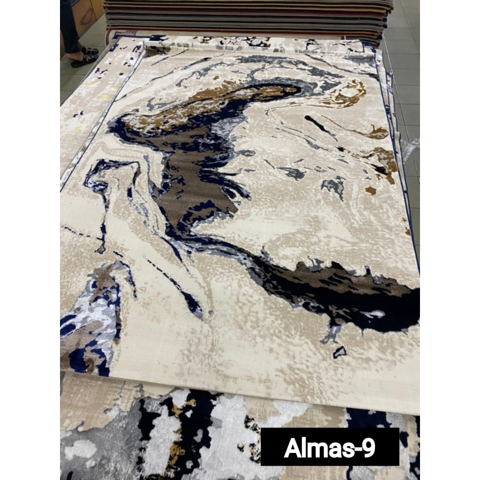 [HIGHEST QUALITY] Carpet Almas Tukey Imported [ Ready Stock ] for Home Decoration