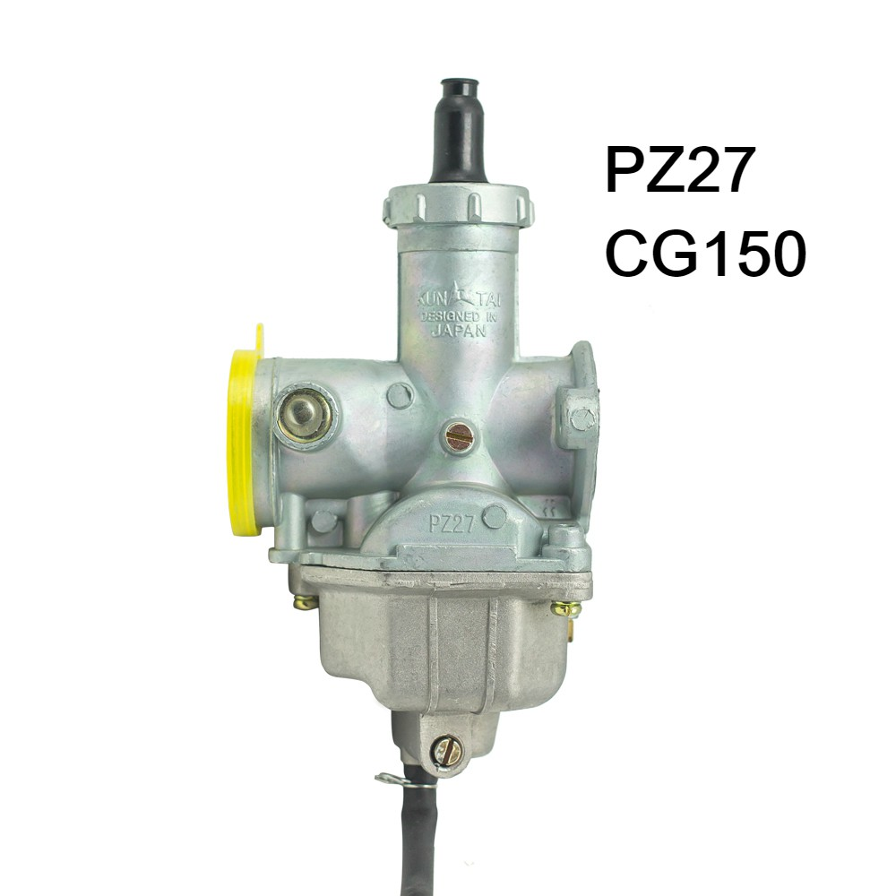 PZ27 CG125 150CC Motorcycle Carburetor with High Quality and Energy Saving