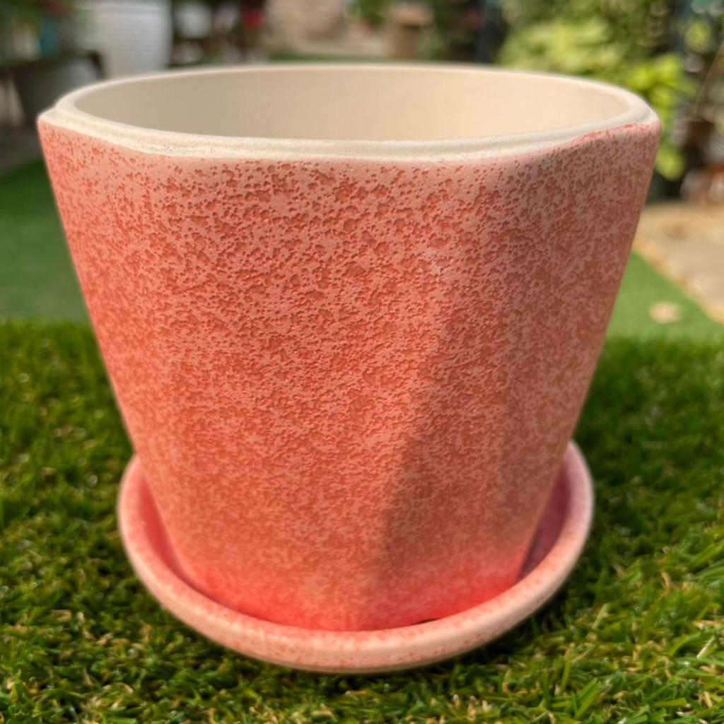 [IGL] Flower pot colourful Matt series 10cm x 10cm ceramic pot