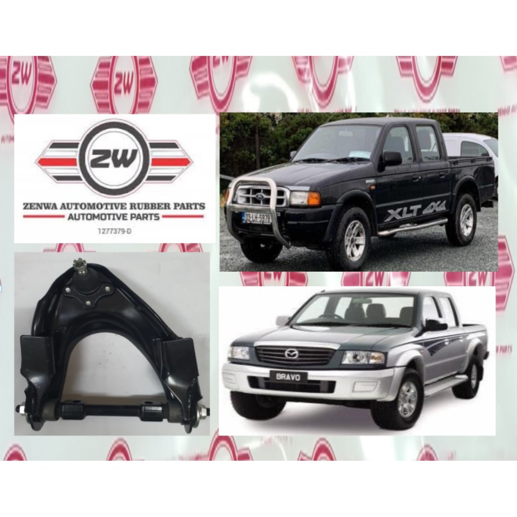 ZW/ZENWA Ford Ranger WL Courier / Mazda Fighter B2500 4X4 4WD 2000-2006Y Front Left / Right Upper Arm With Ball Joint