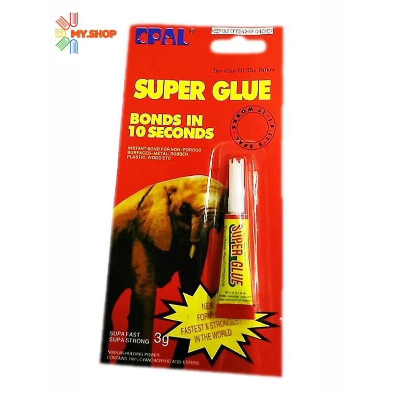EPAL Super Glue CSG1 & gg 101 Super Glue