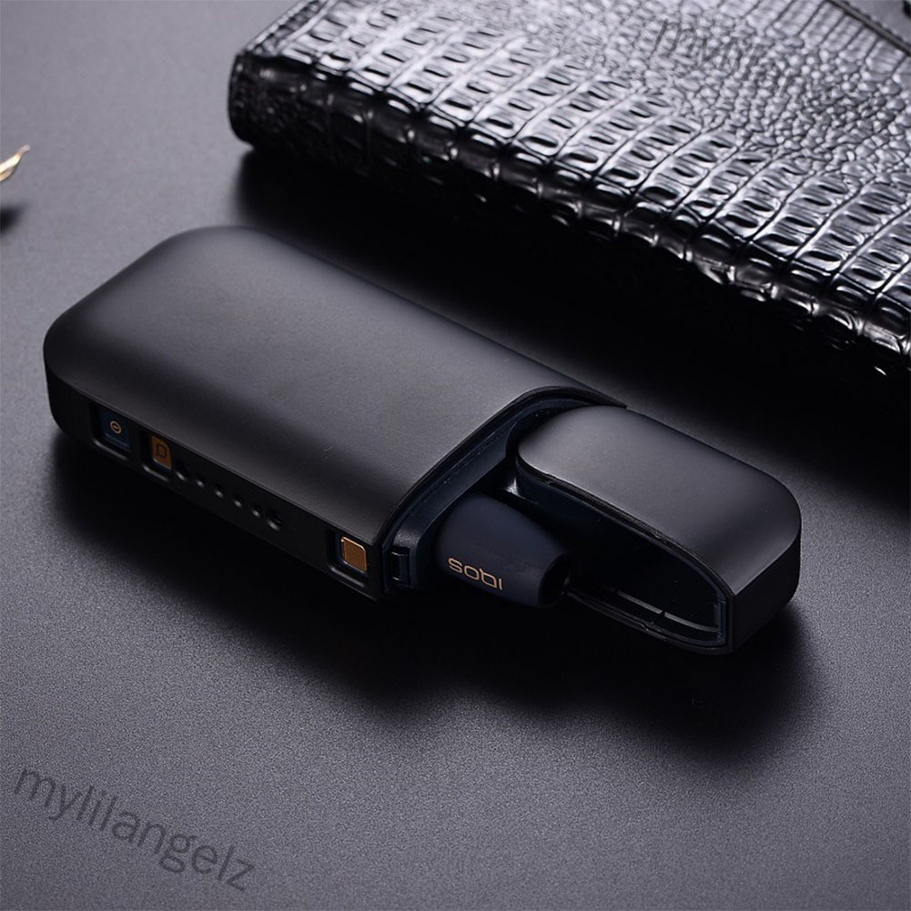 mylilangelz For IQOS Electronic Cigarette Fashion Ultra-thin Matte PC Case Holder Full Protective Case