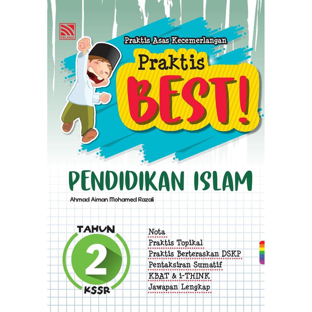 [MH] Buku Latihan: Praktis BEST! KSSR Tahun 2 Edisi 2021( 6 Subjek )( Pelangi )