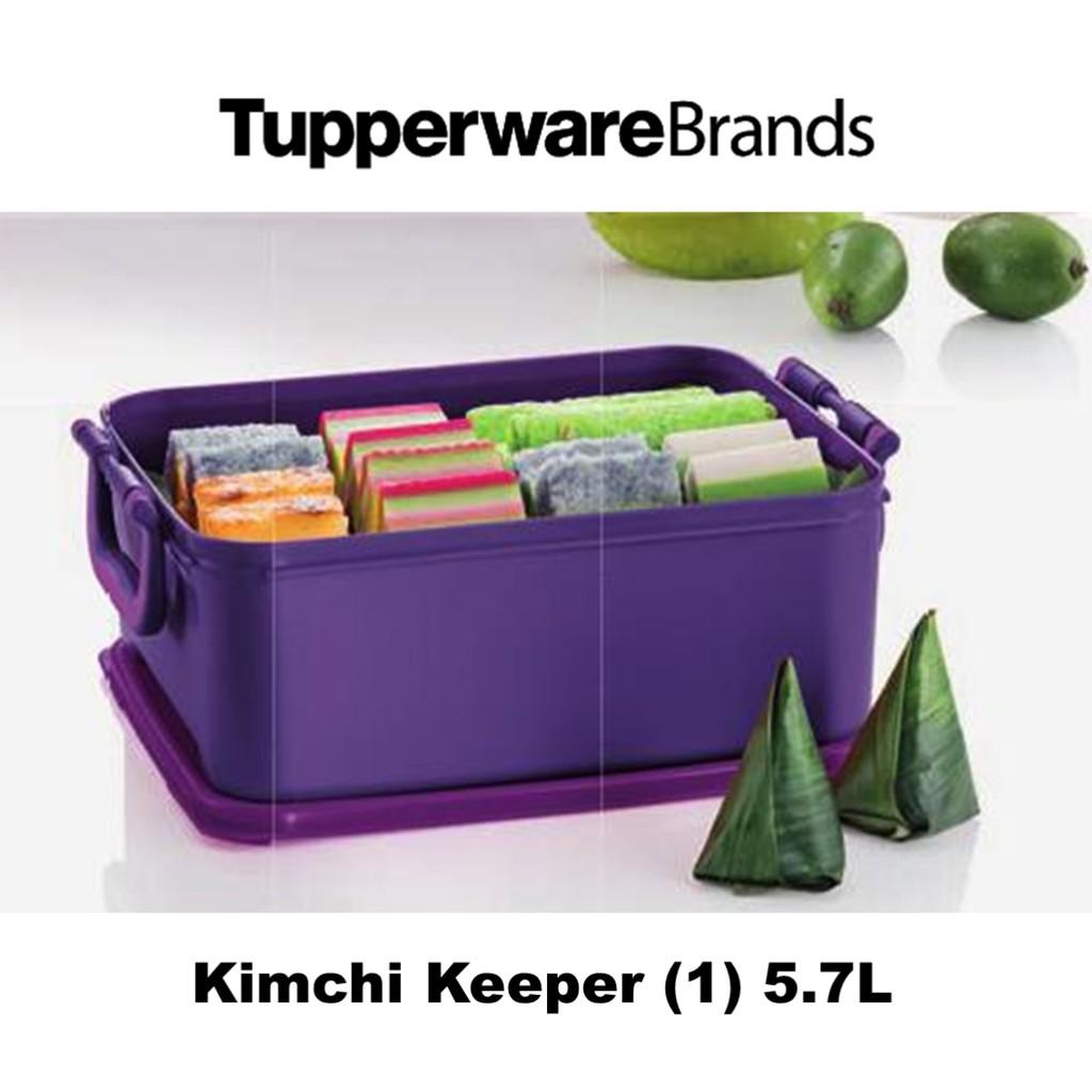 Tupperware Kimchi Keeper (1) 5.7L