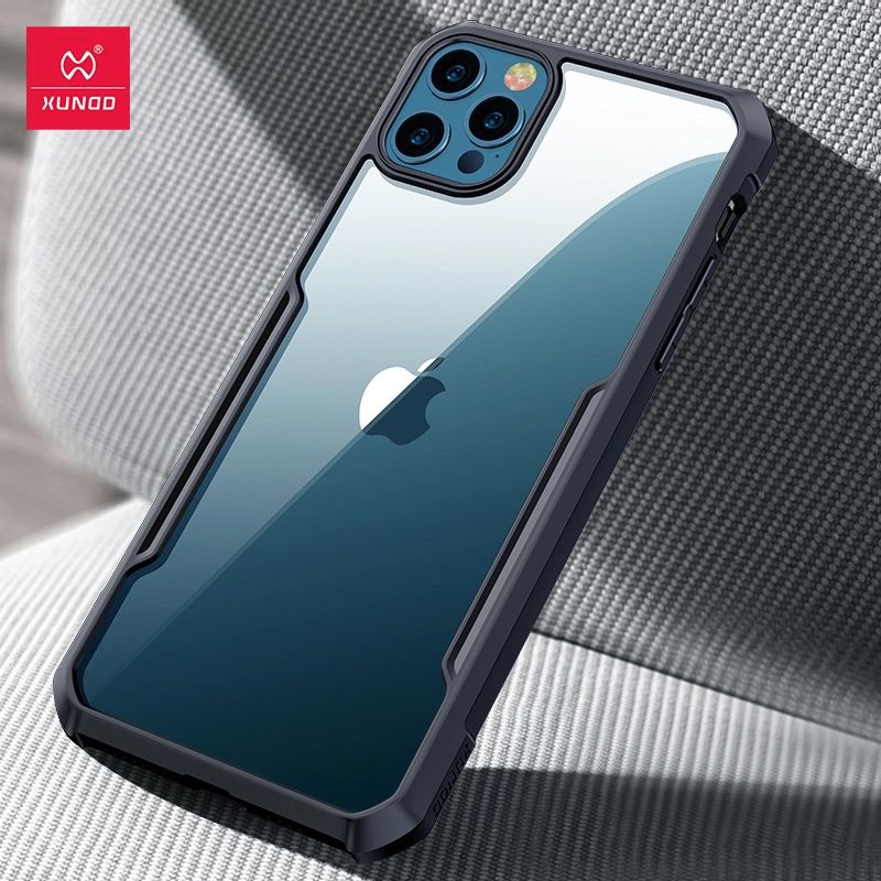 Xundd Case For iPhone 12 Mini iPhone 12 iPhone 12 Pro 12 Pro Max Case Shockproof Phone Cover For iPhone