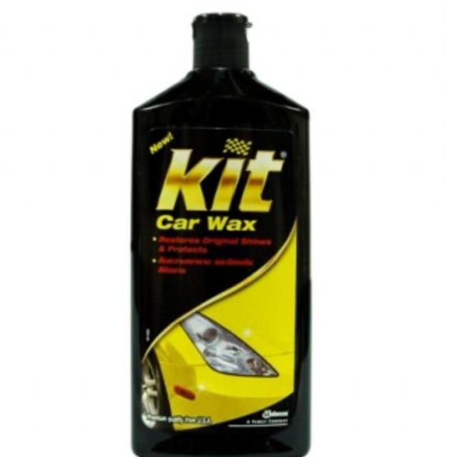 🔥READY STOCK🔥KIT CAR WAX 460ML KERETA CANTIK BERSERI
