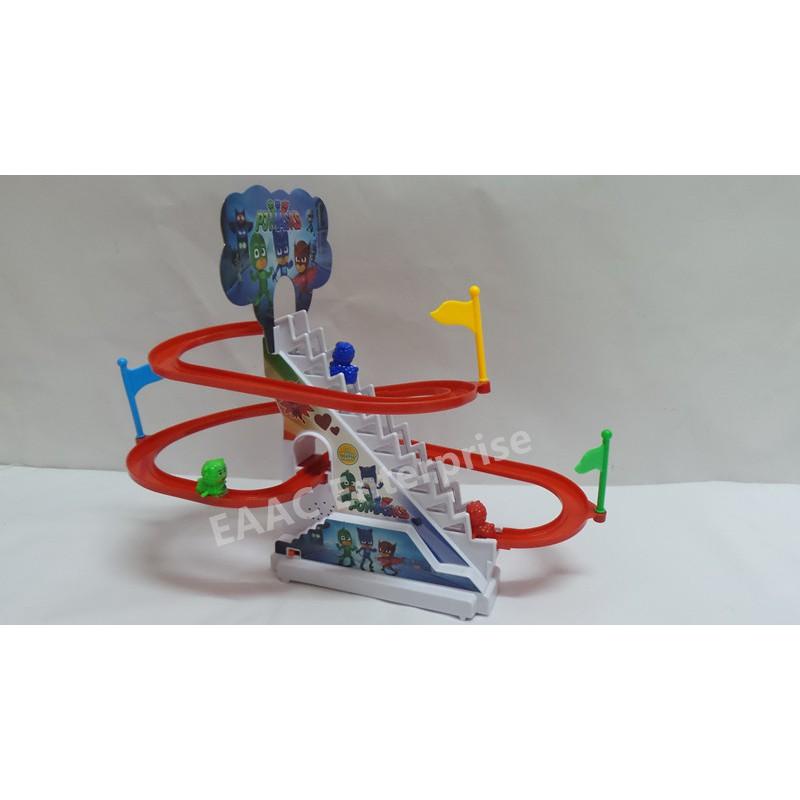 PJ Masks Mini Electric Music Slide Cool Toys