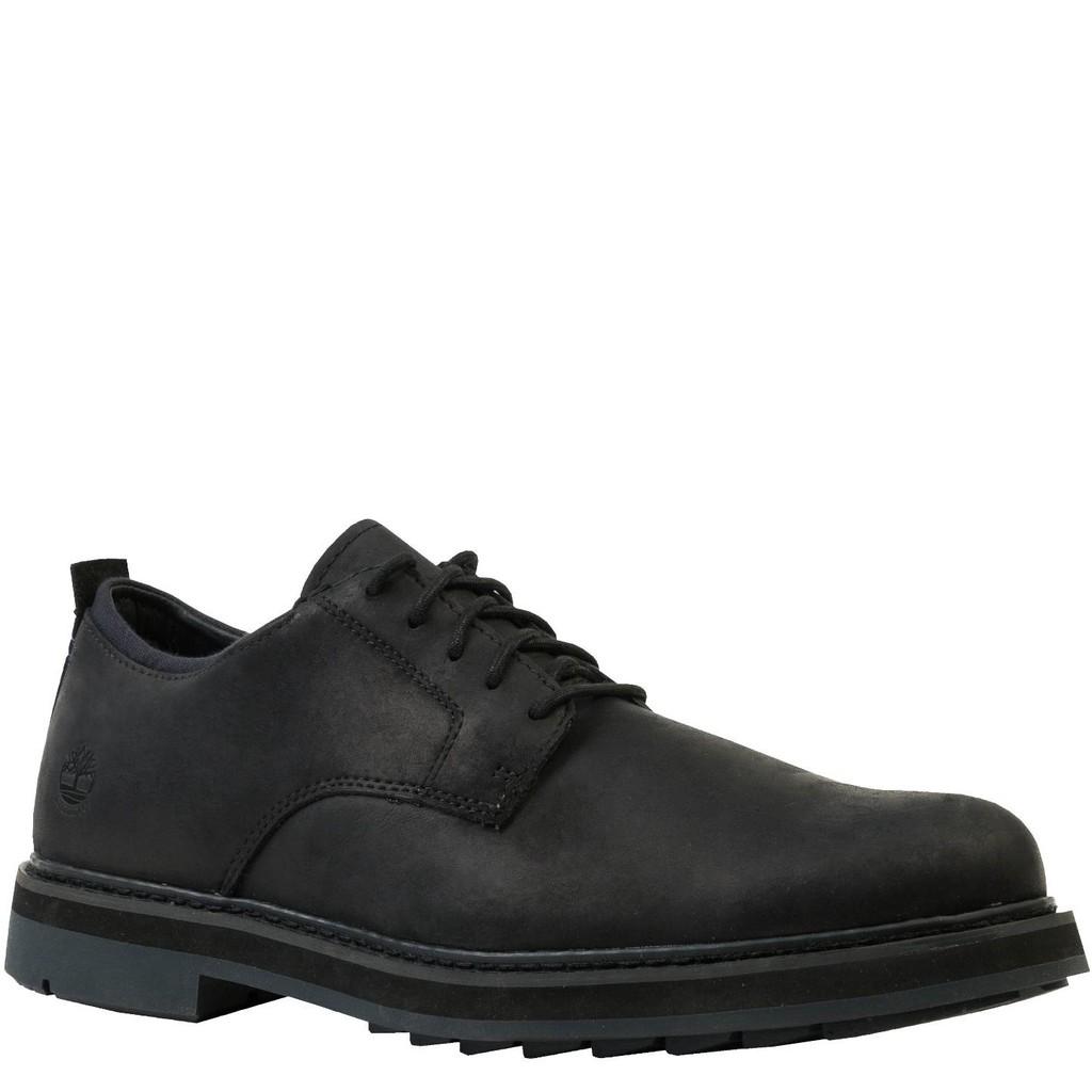 8b0bde60c210 Timberland Men Naples Trail Plain Toe Oxford - Black
