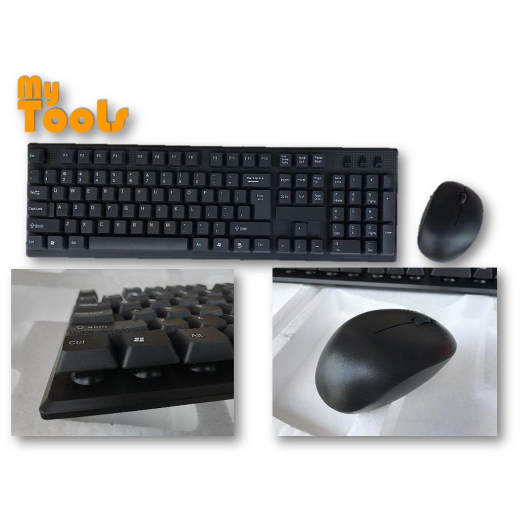 Cliptec Wireless Multimedia Keyboard And Mouse Combo Set K139 M110 Illuminated Rechargeable 1600dpi Grey Shopee Malaysia