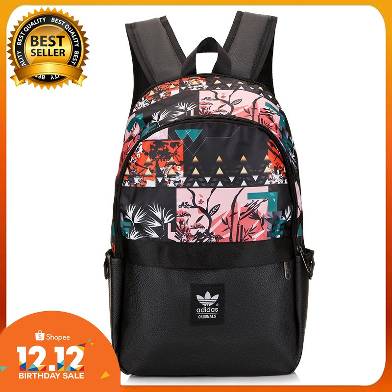 b2fdd8c3be ADIDAS LAPTOP TRAVEL SCHOOL BACKPACK BAG