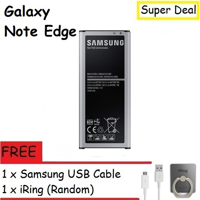 Samsung Galaxy Note Edge Battery With Free Gift