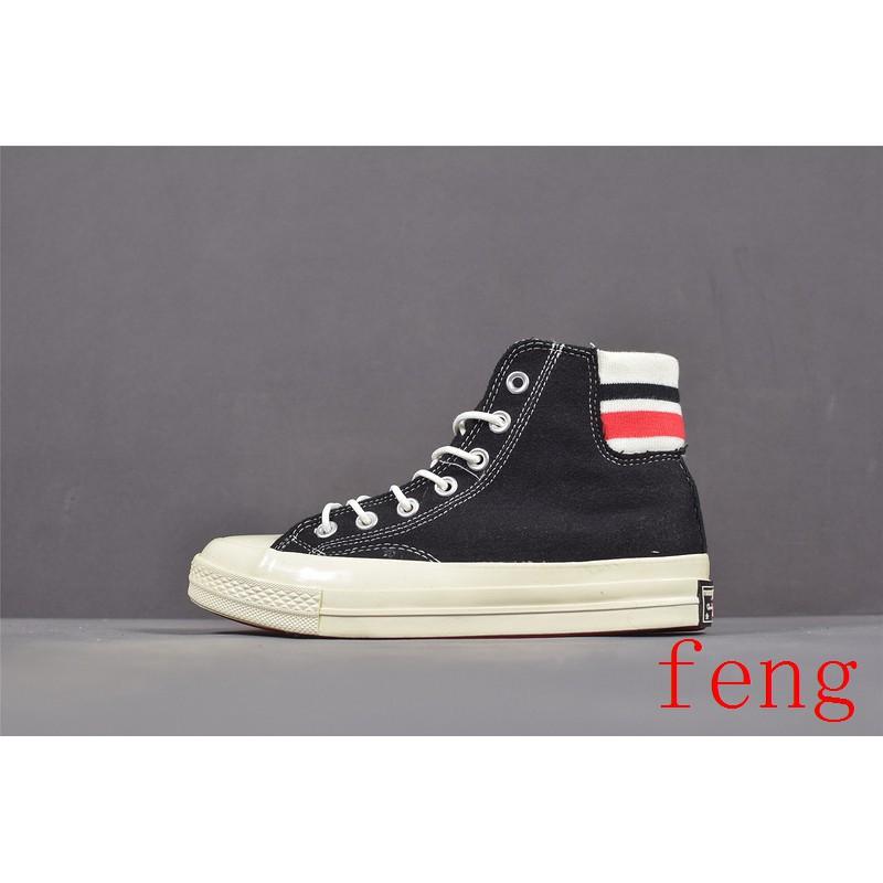 939c0fbcc9212c wadai New Converse 1970s Men Women High Cut Rainbow Shoes 163363C sneakers  | Shopee Malaysia