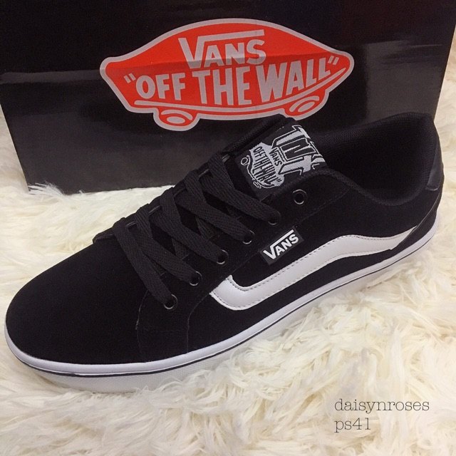3cc90394e046 Vans Old Skool Pro Asymmetry Black Rose Blue Men Sneakers