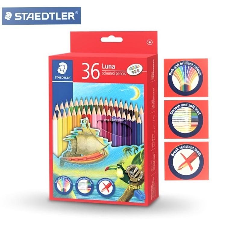 Staedtler Luna Colour Pencil 36 colours