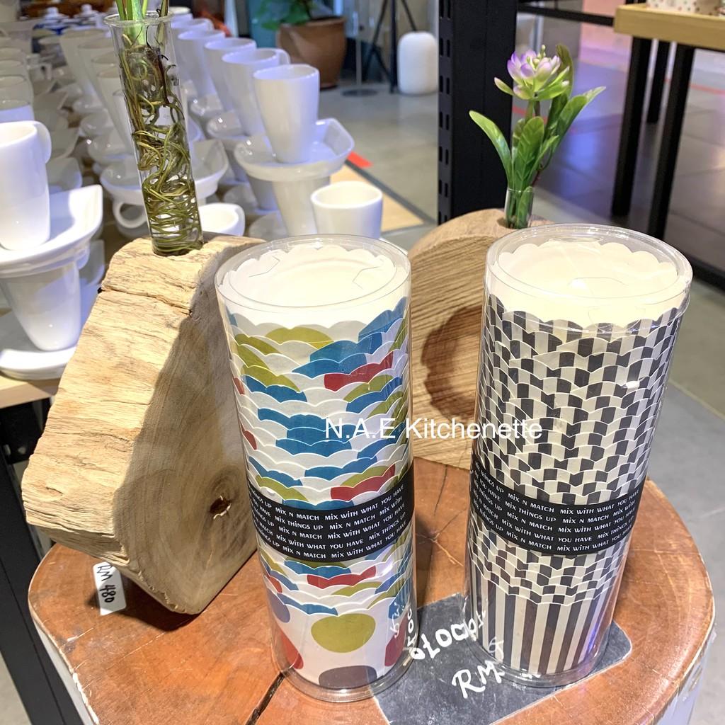 PINGGAN VIRAL NAE - 25 pc Mixie Cupcake Paper Baking Cups - RM 6.90 ONLY