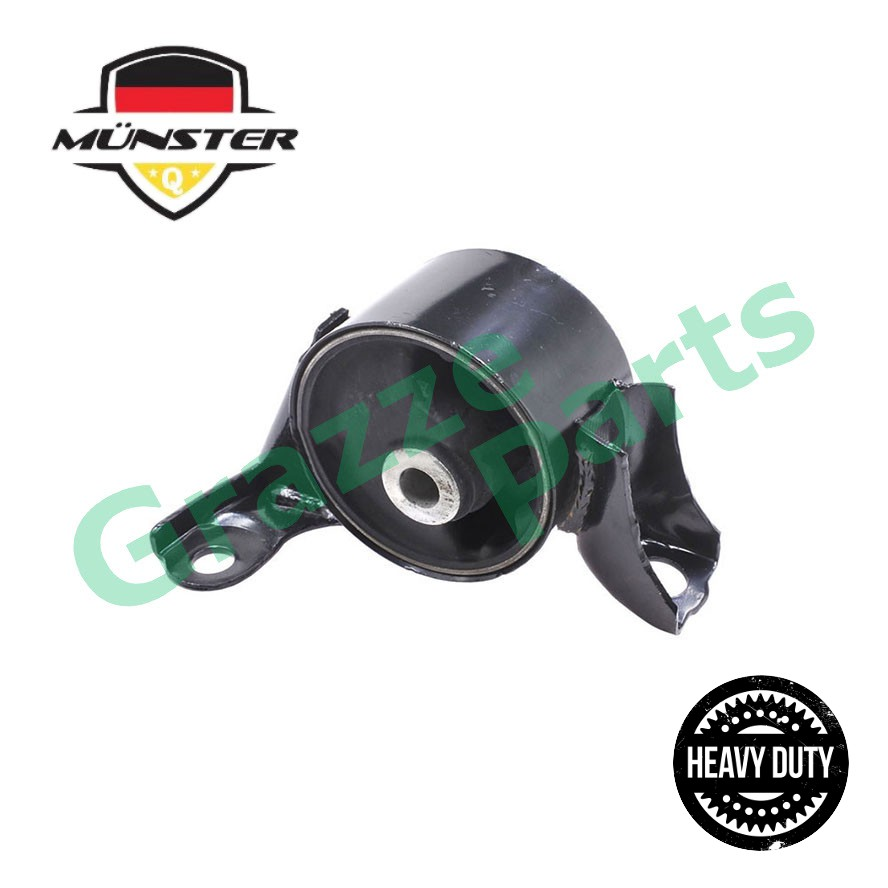 Münster ^Heavy Duty^ 50805-S5A-033 RH Engine Mounting for Honda Civic ES S5A 1.7 Auto and Manual Stream S7A Auto