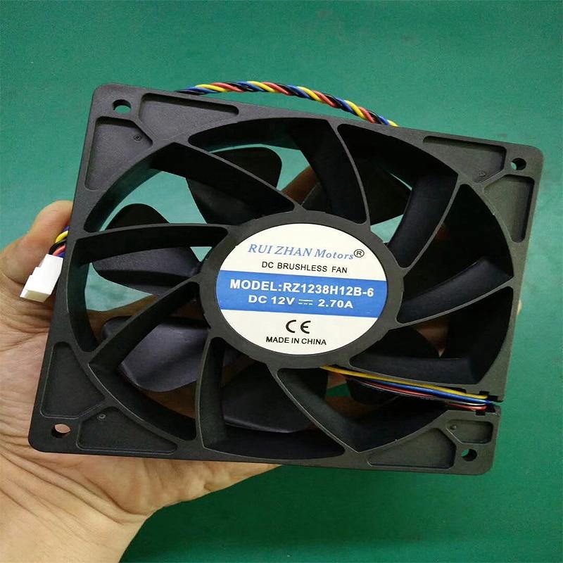 Miner dedicated fan Antminer s9 fan 6000 speed and 5000 speed DC BRUSHLESS  FAN