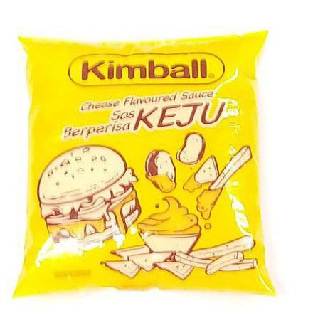KIMBALL - CHEESE / KEJU SAUCE (1KG)