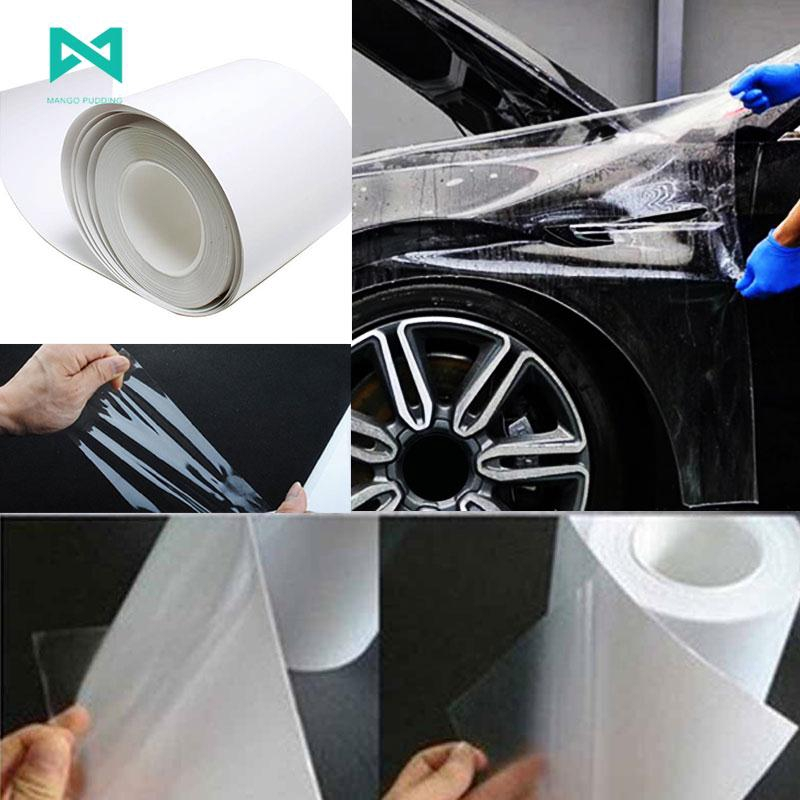 Transparent Decals Bumper Hood 20cmX1//3//5//6//8M Car Decals Car Protection Film