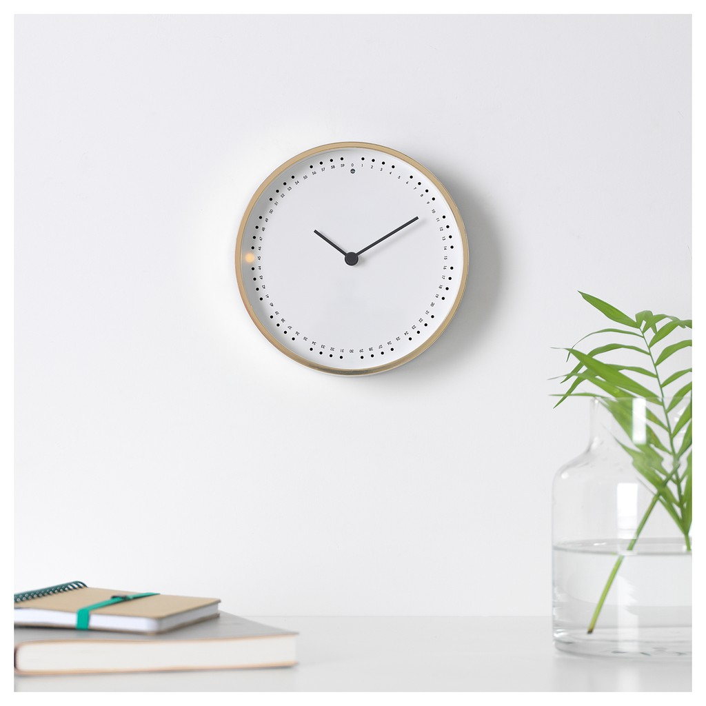 Ikea Klockis Jam Meja Termometer Alarm Timer Putih Daftar Harga Vackis Beker Best Seller Ready Stockikea Malma Mirror Black White 26x26 Cm Cermin Hiasan Shopee