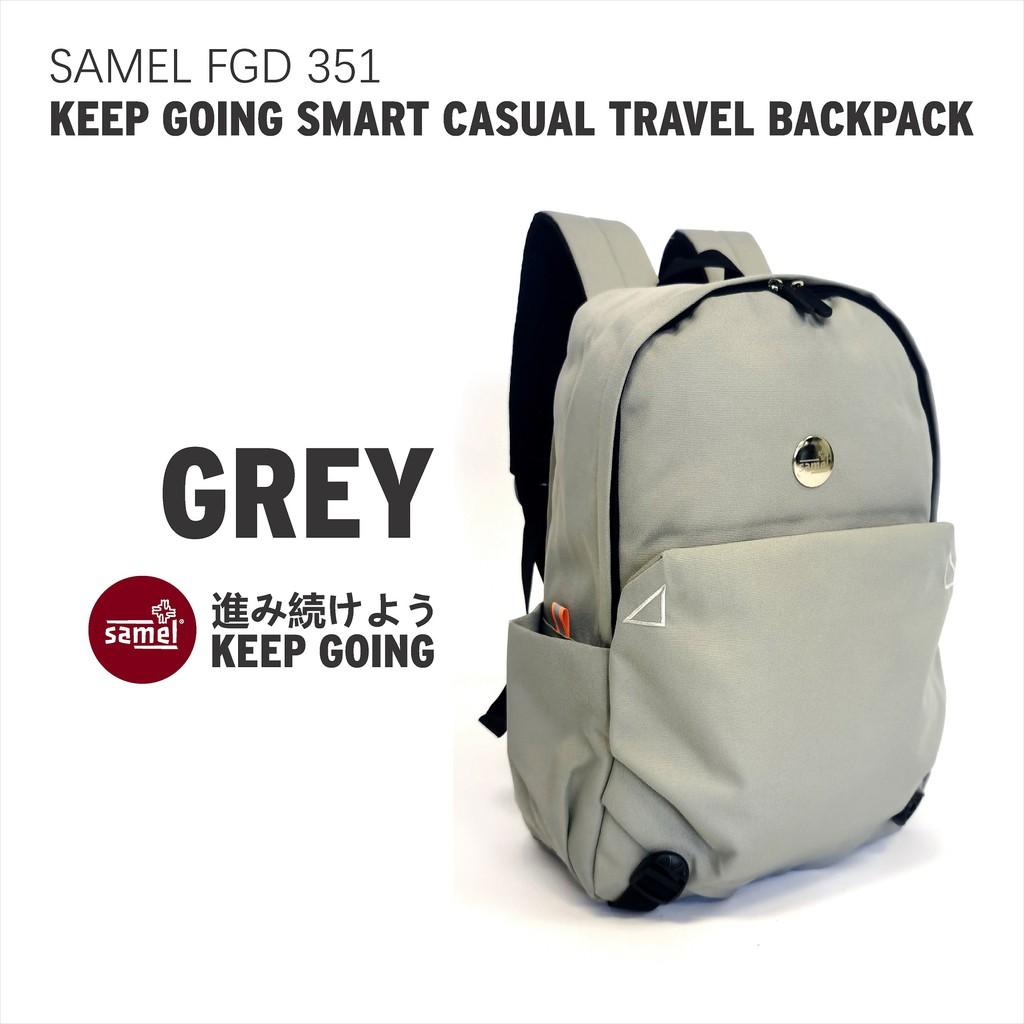 FGD 351 KEEP GOING SMART CASUAL TRAVEL BACKPACK